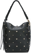 RED Valentino star stud tote - women - Calf Leather - One Size