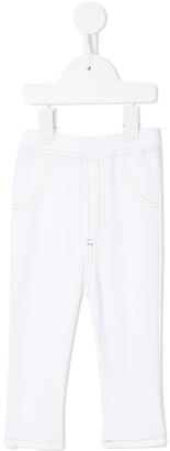 Familiar Trouser-Effect Leggings
