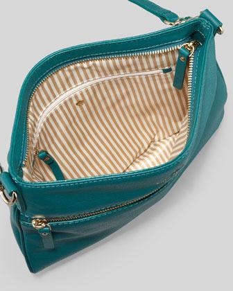 Kate Spade Cobble Hill Ellen Crossbody Bag, Emerald