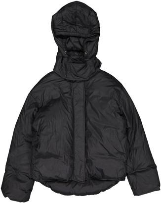 Acne Studios Black Polyester Jackets