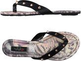 Iron Fist Toe strap sandals - Item 11171763