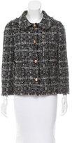 Dolce & Gabbana Tweed Woven Blazer