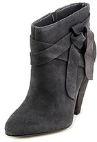 Nine West Women's Acesso Suede Ankle Bootie