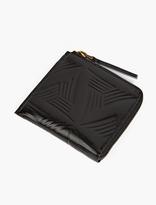 Marni Black Embossed Leather Wallet