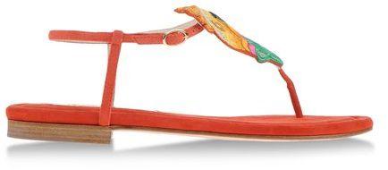 Rupert Sanderson Flip flops