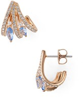 Nadri Posy Cuff Earrings