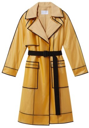 Proenza Schouler White Label Belted coat