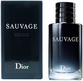 Christian Dior Sauvage Men's 3.4Oz Eau De Toilette Spray