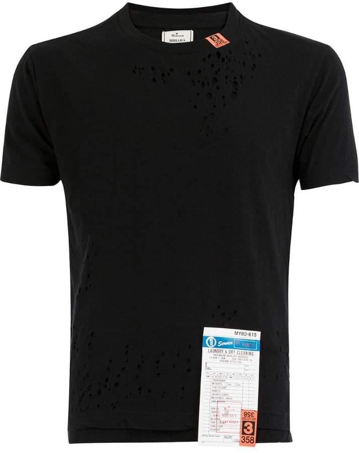 Puma Maison Yasuhiro Damaged T-shirt
