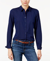 Tommy Hilfiger Dot-Print Shirt, Only at Macy's