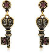 Alcozer & J Agata Key Earrings