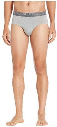 Hom Vintage Mini Briefs (Grey) Men's Underwear