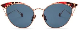 AHLEM Place Violet 53MM Cat-Eye Sunglasses