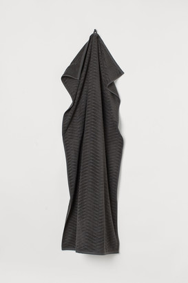H&M Jacquard-patterned Bath Towel