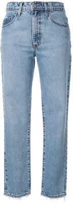 Nobody Denim Bessette slim fit jeans