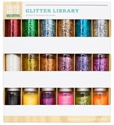Household Essentials Hand Made Modern - Glitter Library y- 18ct