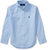 Ralph Lauren 2-7 Cotton Oxford Sport Shirt