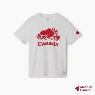 Roots Mens Cooper Canada T-shirt