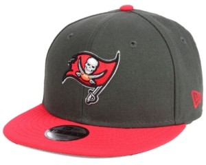 New Era Boys' Tampa Bay Buccaneers Two Tone 9FIFTY Snapback Cap