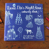 Flos Rosie Flo's colouring books Rosie Flo's Night Time Colouring Book