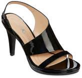 Andrew Geller Theola Womens Heeled Sandals