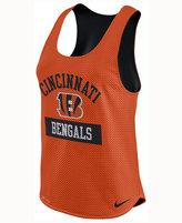 Nike Women's Cincinnati Bengals Mesh Tank