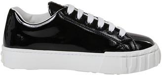 Miu Miu Glossy Laced Sneakers