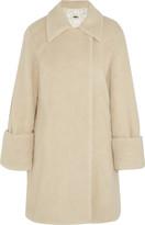 MM6 MAISON MARGIELA Faux shearling coat