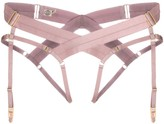 Bordelle strappy suspenders