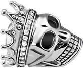 Thomas Sabo Skull Queen sterling silver karma bead