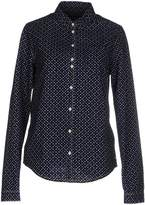 Maison Scotch Denim shirts - Item 38547825