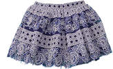 Halabaloo Girls' Lace Skirt
