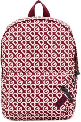 Dolce & Gabbana Kids DG Mania backpack
