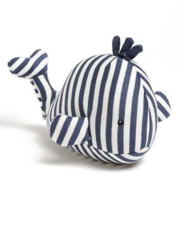 Jellycat Infant 'Walter Whale' Chime Stuffed Animal