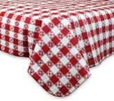 Bed Bath & Beyond Checkered PEVA Tablecloth