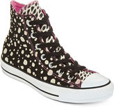 Converse Chuck Taylor All Star Animal Print High-Top Women's Sneakers