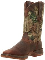 Durango Women's Camouflage Cutie Rebel Cowgirl Boot Square Toe - Rd4406