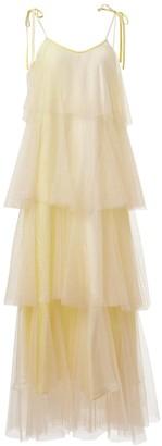 By Moumi Binkie Dress Lemon Tulle