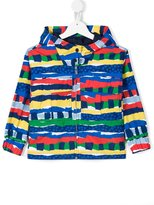 Stella McCartney Fran island festival jacket - kids - Polyester - 10 yrs