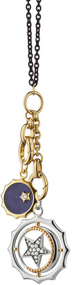 "Monica Rich Kosann Reach for the Stars"" Charm Necklace"