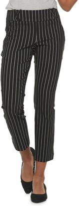Juniors' Joe B Millenium Ankle Pants