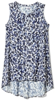 Vince Camuto Two by Burnout-Style Leopard-Print Tank