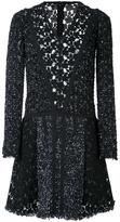 Giambattista Valli lace dress - women - Polyamide/Polyester/Virgin Wool - 40
