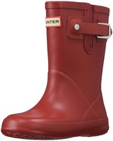 Hunter Flat Sole (Toddler) - Military Red-UNISEX-9 Toddler