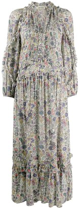 Zadig & Voltaire Printed Dress