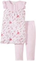 Angel Dear Miracle Garden Flutter Dress Set (Toddler) - Pink-3T