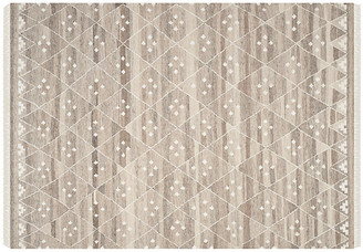 "One Kings Lane Annie Flat-Weave Rug - Natural - 2'3""x8'"