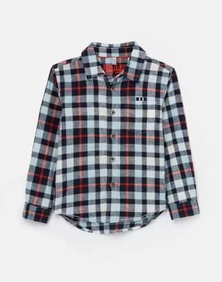 Joules Sark Linen Blend Shirt 1-12 Years