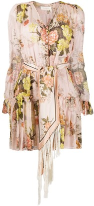 Zimmermann Floral Shift Dress