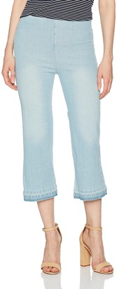 Lysse Women's Denim Crop Flare
